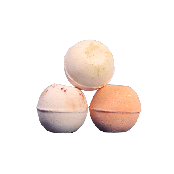 Photo of Goat Milk Bath Bombs